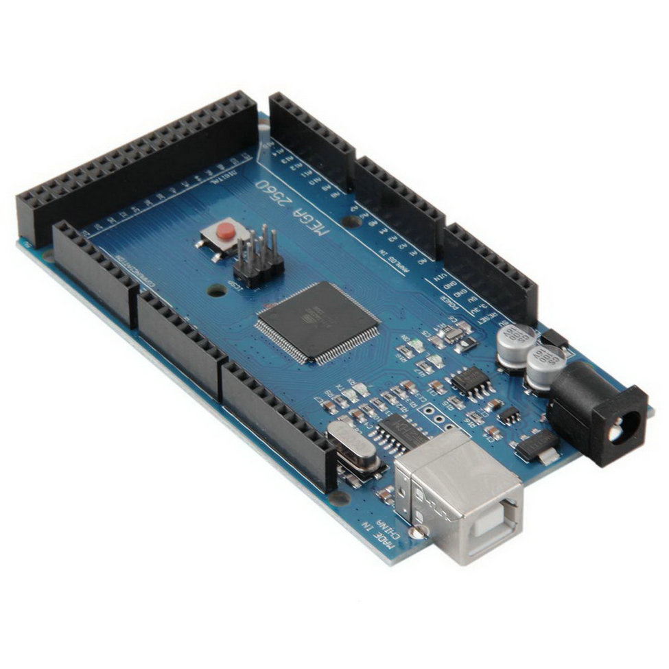 new atmega2560-16au ch340g mega 2560 r3 board + free usb cable