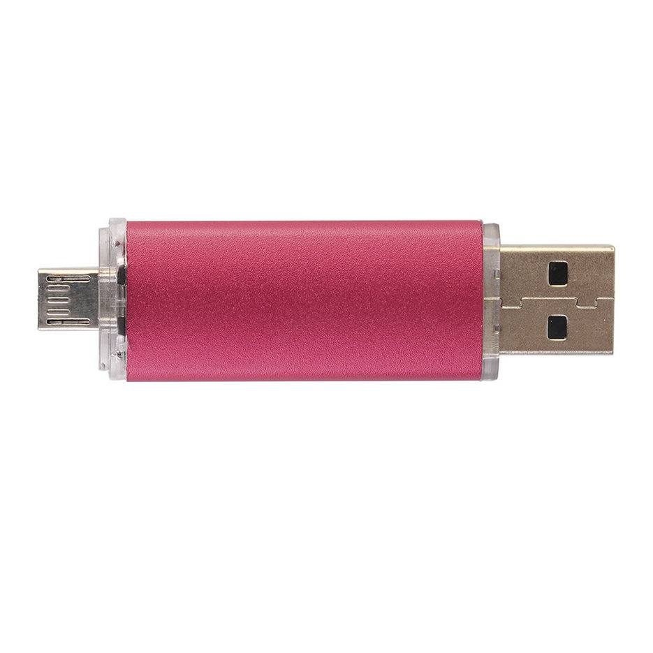 8G Dual 2 in 1 Micro USB USB 2.0 Flash Memory Stick Drive U Disk For Phones PC~@ | eBay