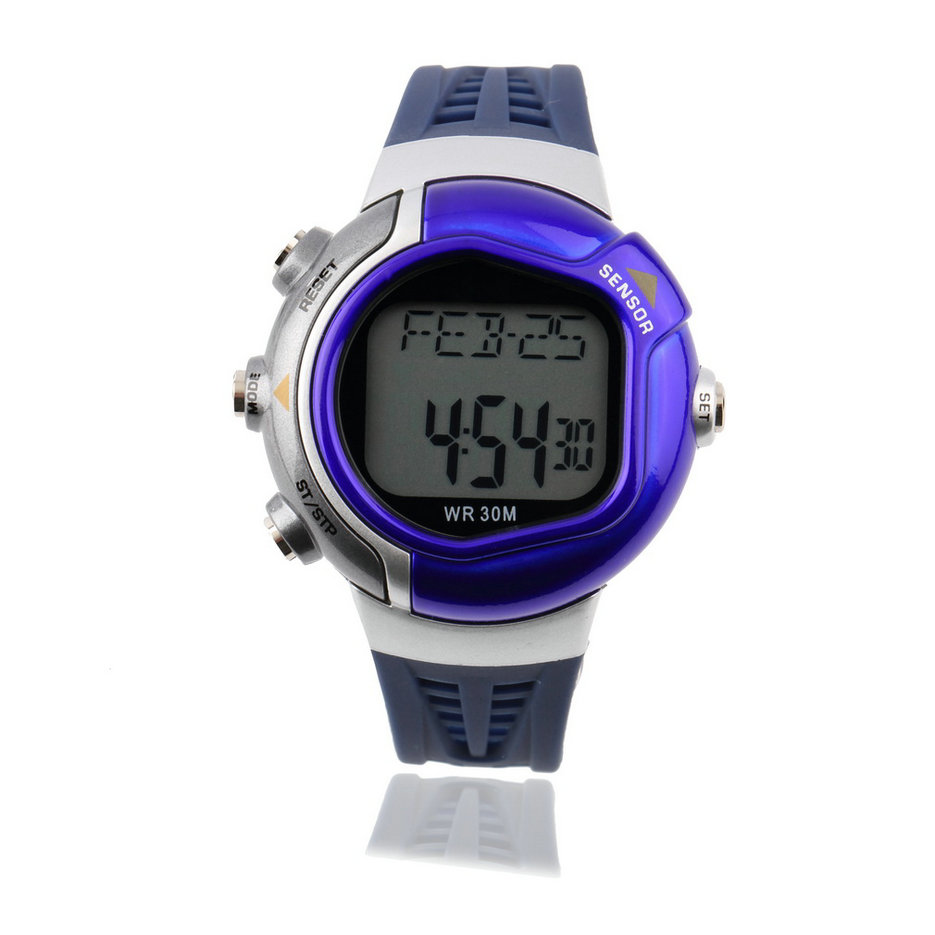 Fitness Heart Rate Monitor Watch Ebay