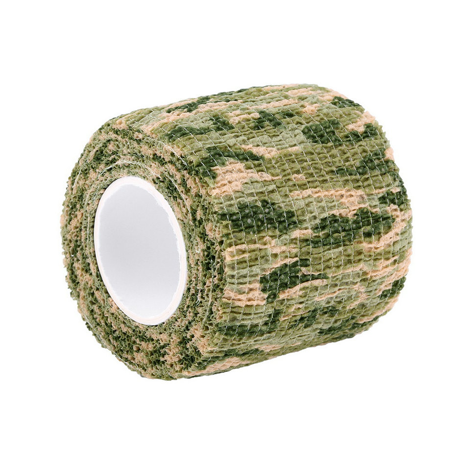 tape waterproof camo camouflage wrap stealth outdoor elastic camping hunting hunt iy