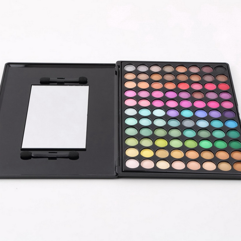New Professional 88 Colors Warm Palette Eye Shadow ...