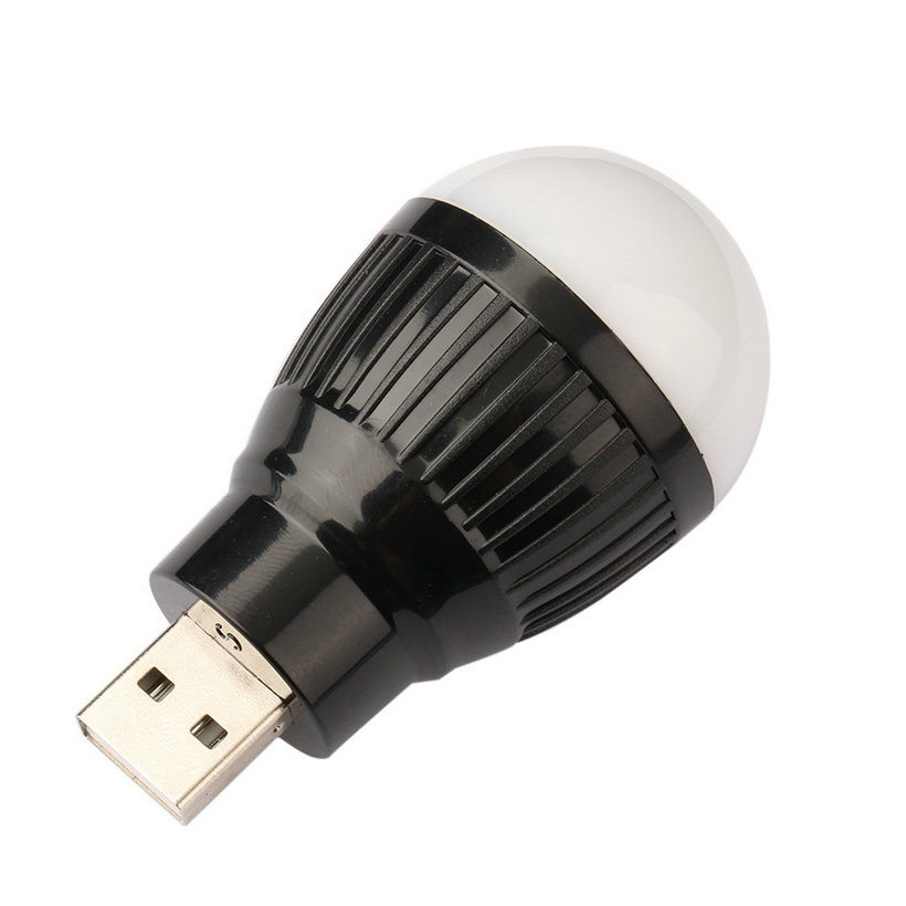 Portable mini usb led light lamp bulb for computer laptop pc desk reading sl ebay Mini bulbs
