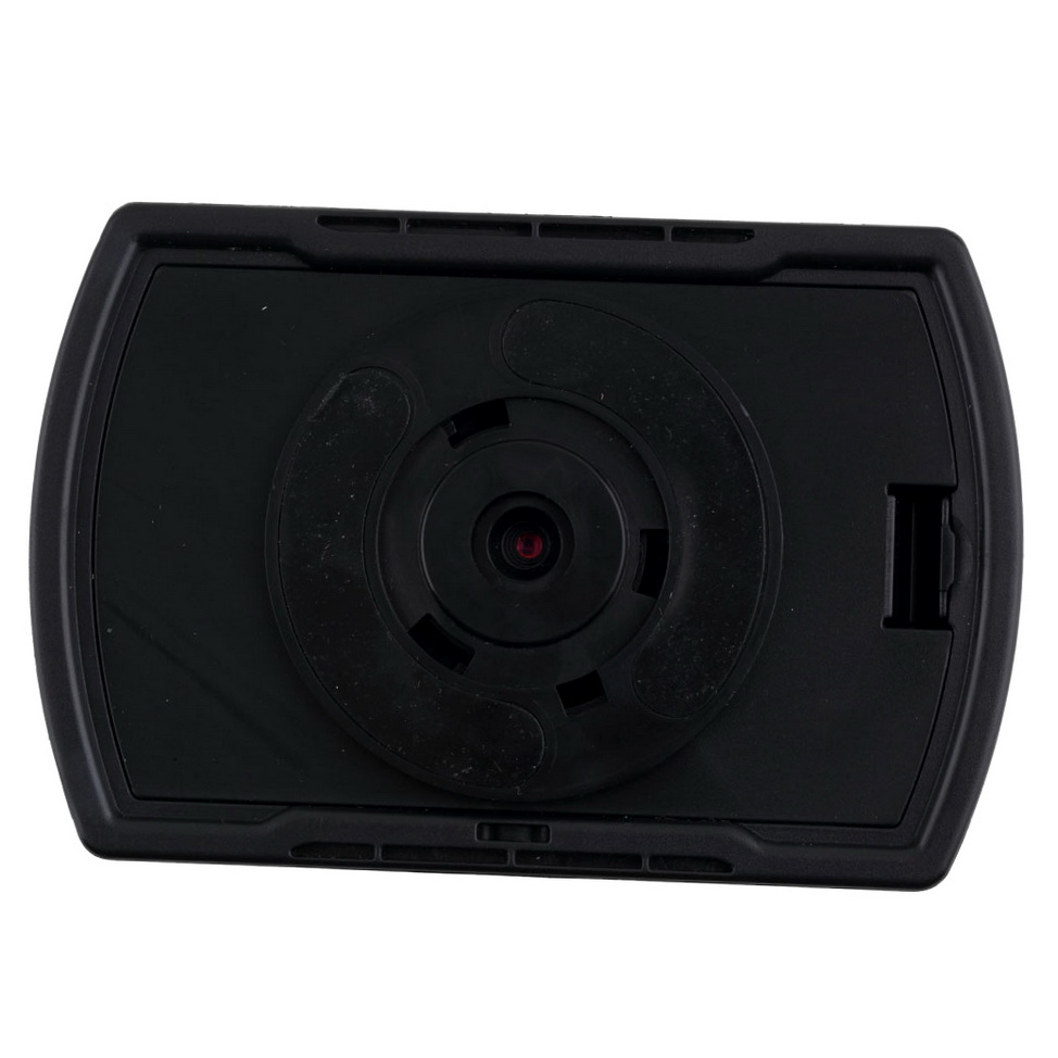 2 4 inch lcd visual monitor door peephole peep hole wired for Door video camera