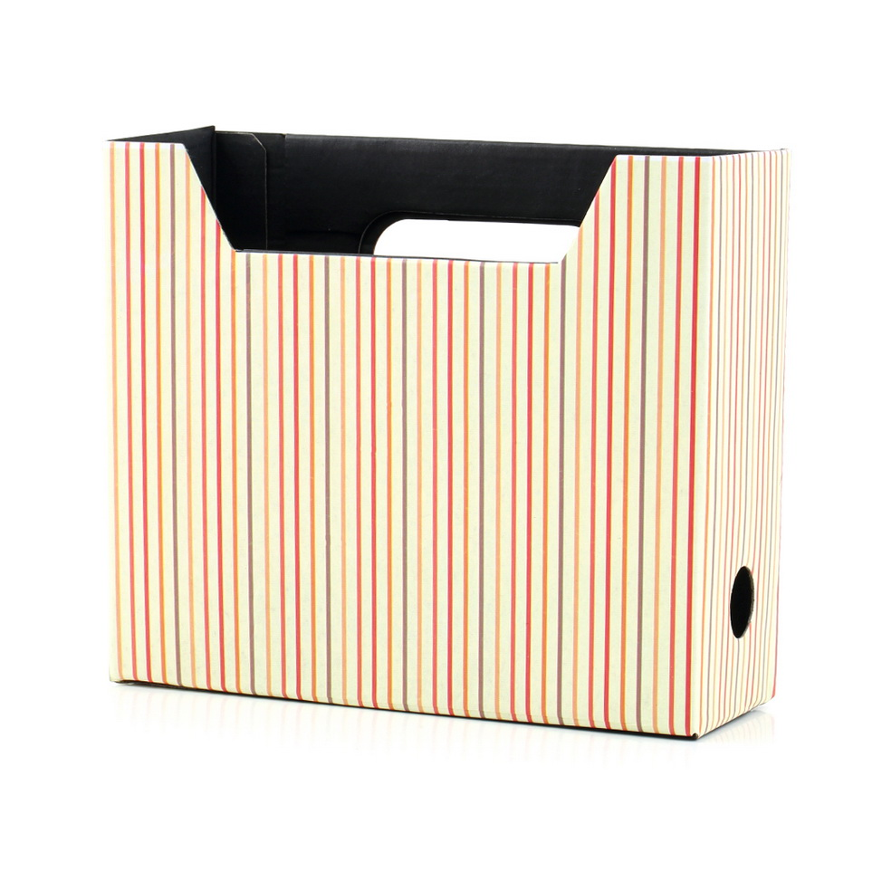 Cute makeup cosmetic stationery diy paper board storage - Desk organizer box ...