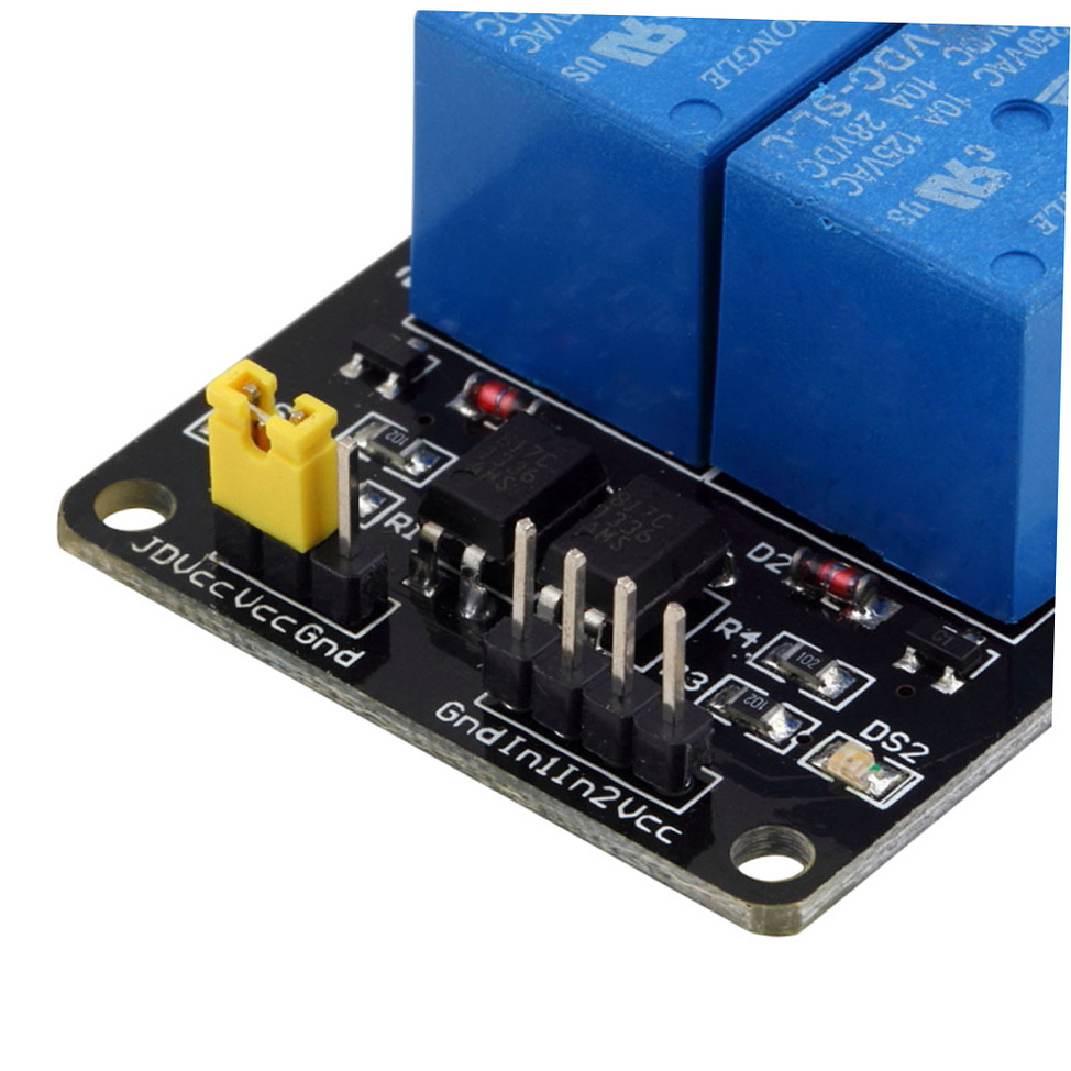 V channel relay module shield for arduino arm pic avr