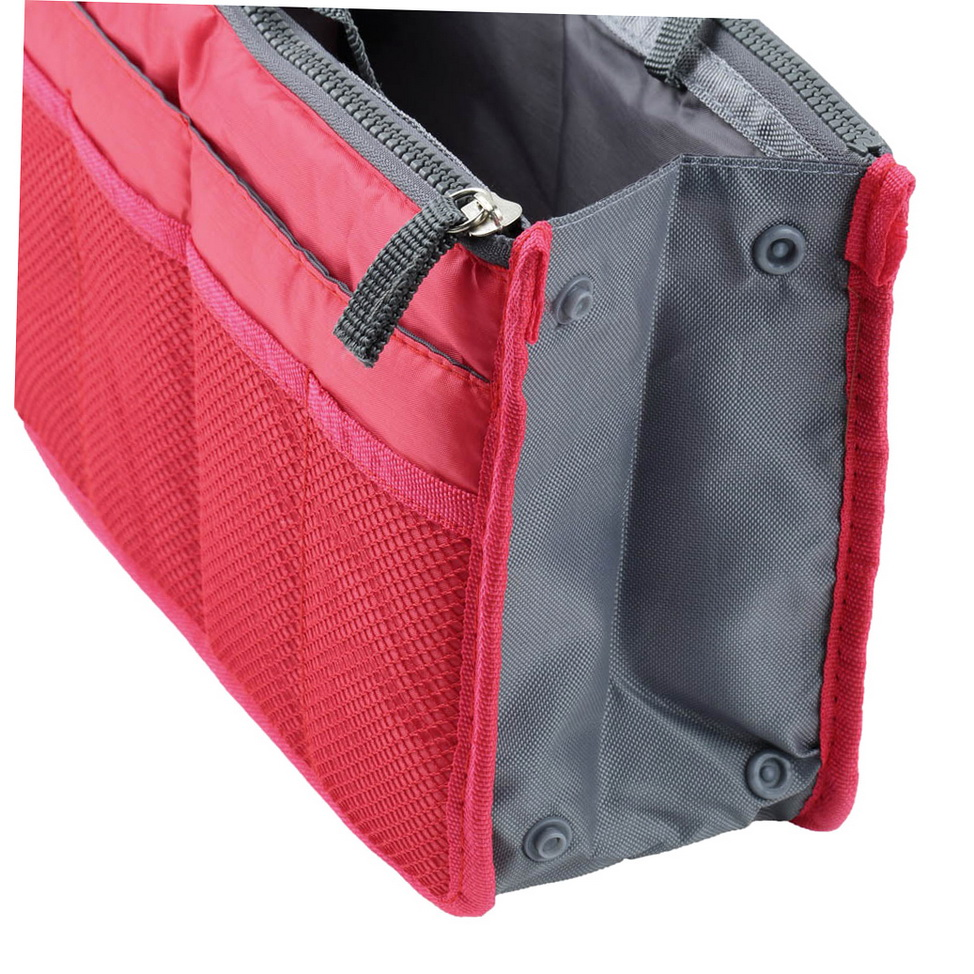 Amazing Details About Womens Removable Handbag Organizer Insert Cosmetic Bag