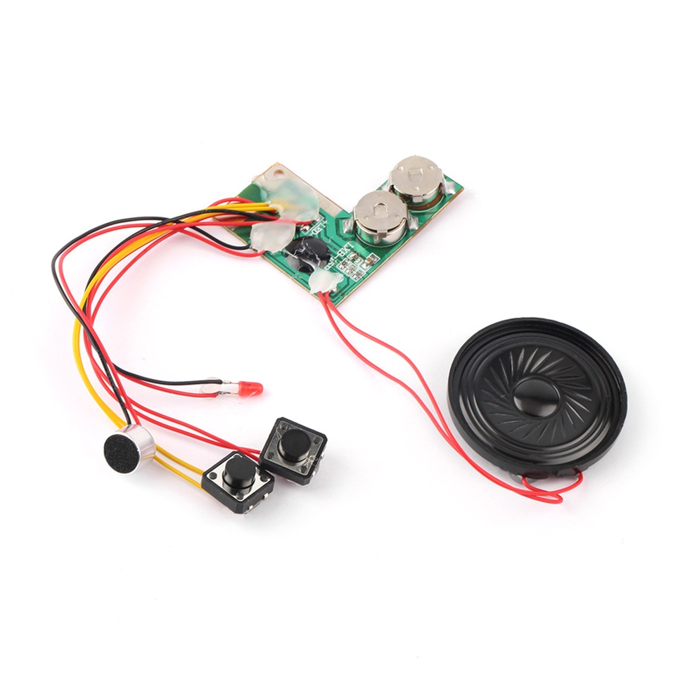 Recordable voice module for greeting card music sound talk chip image is loading recordable voice module for greeting card music sound kristyandbryce Image collections