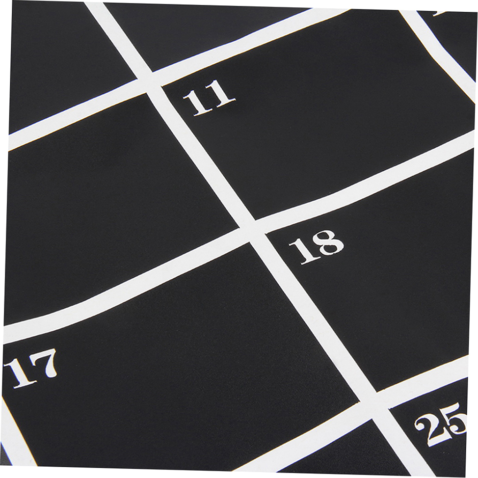 diy monthly planner chalkboard blackboard removable calendar wall diy monthly planner chalkboard blackboard removable calendar wall sticker gk