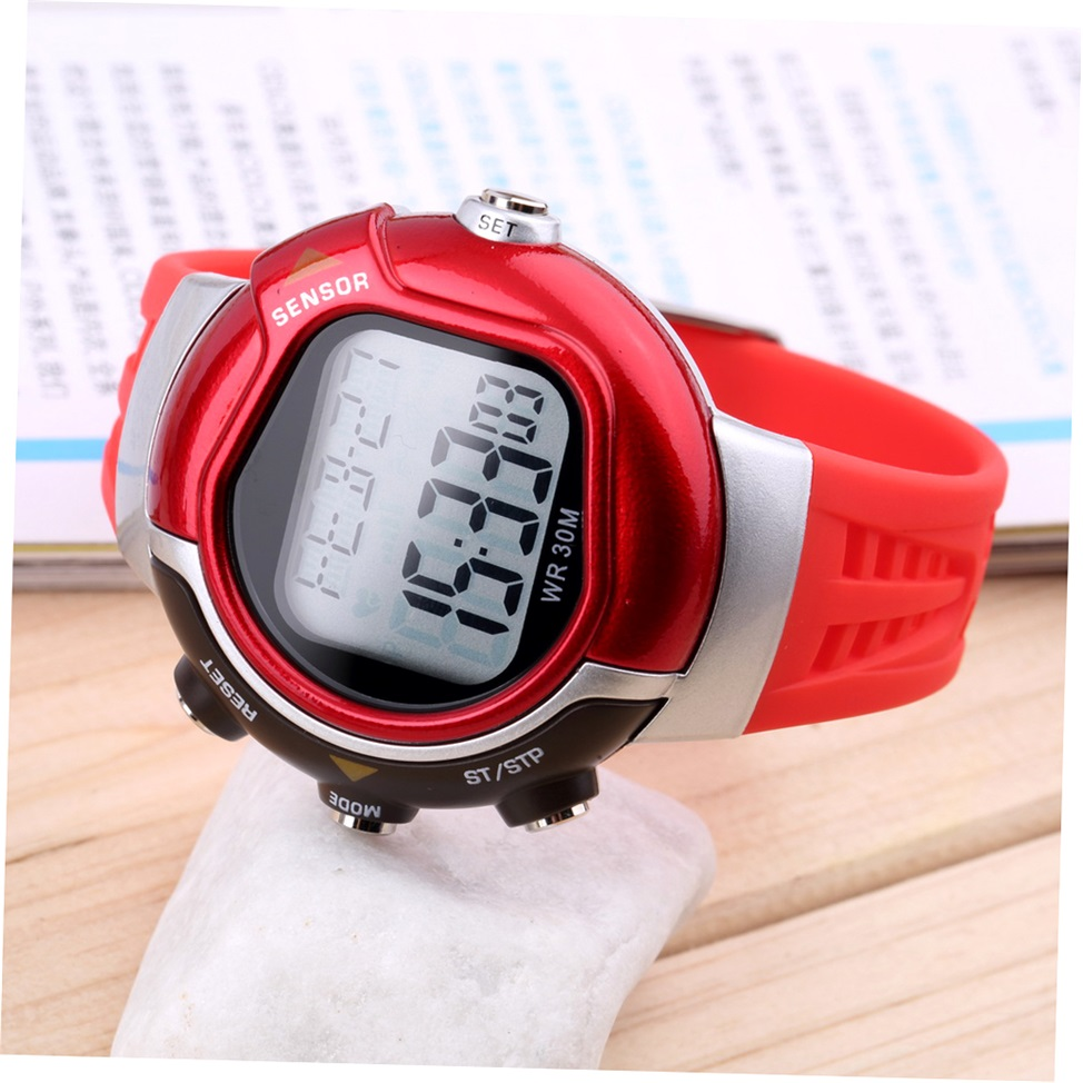 Pulse Heart Rate Monitor Calories Counter Fitness Wrist ...