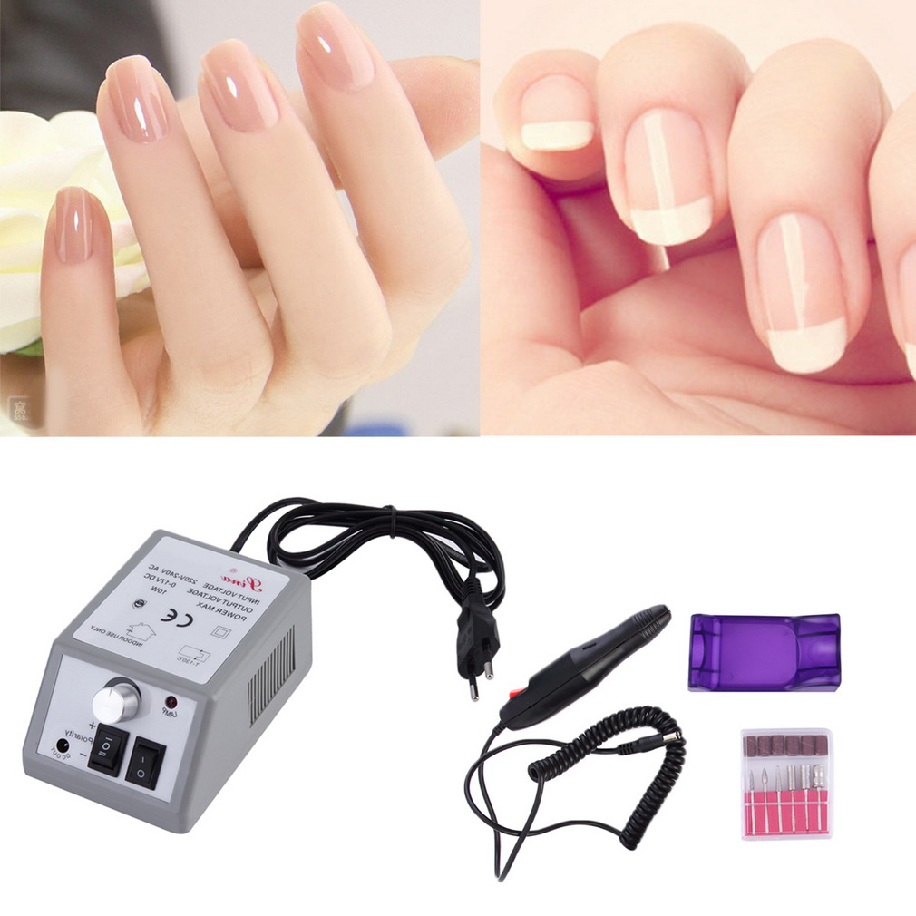 gel nails machine