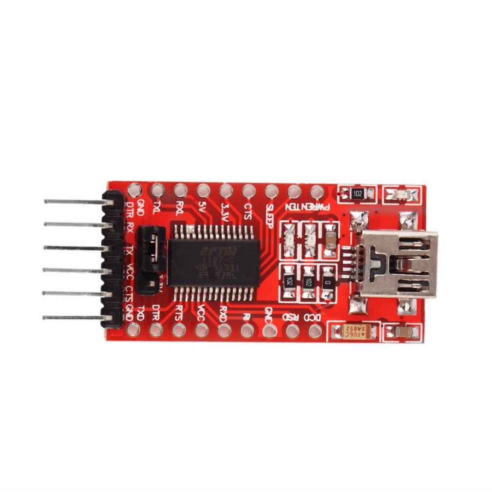 ftdi ft232rl usb to ttl serial converter adapter
