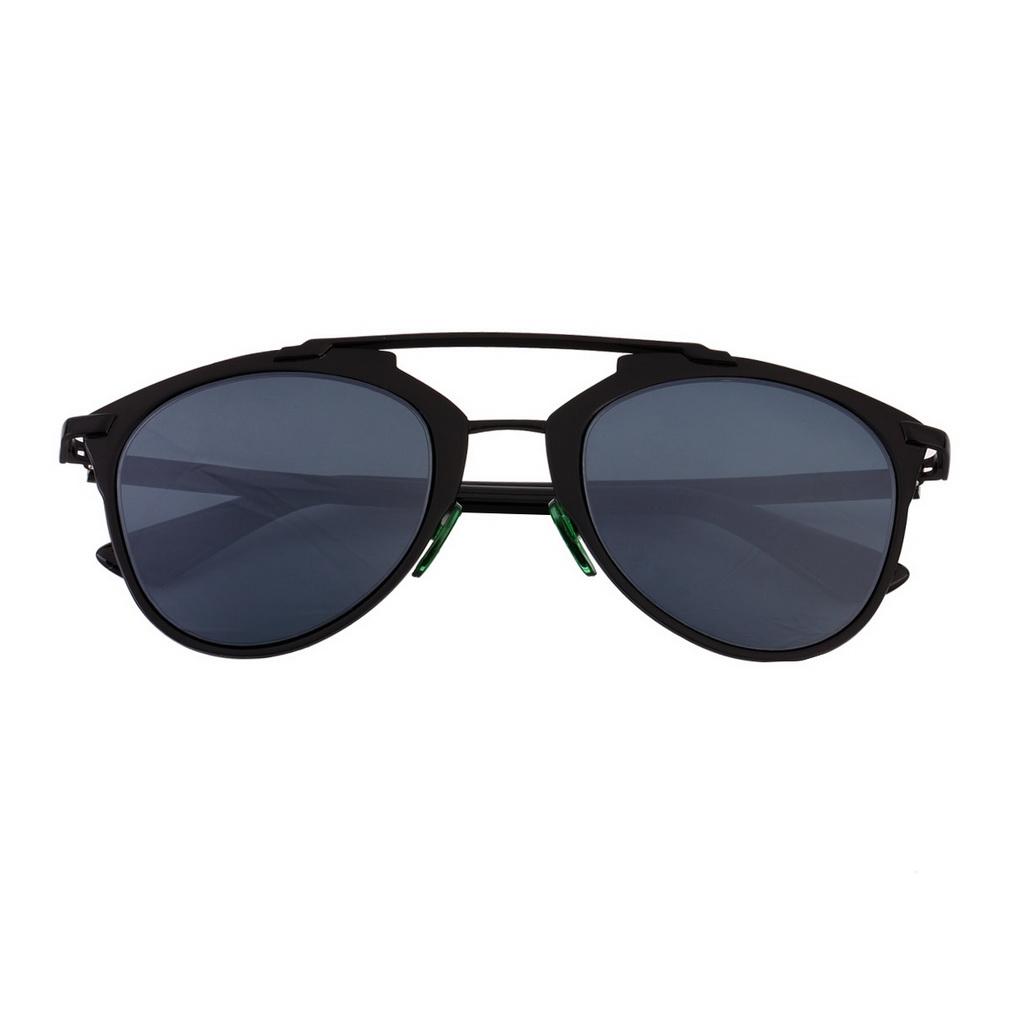 Classic Large Sunglasses Women Metal Frame Cat Eye Glasses ...