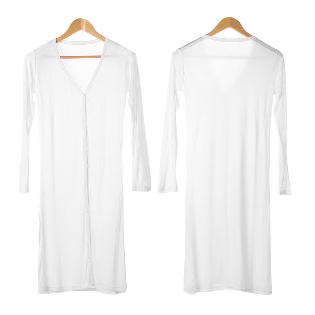 Fashion-Women-039-s-Casual-Long-Sleeve-Cardigan-Knit-Knitwear-Outwear-Coat-Tops-GO