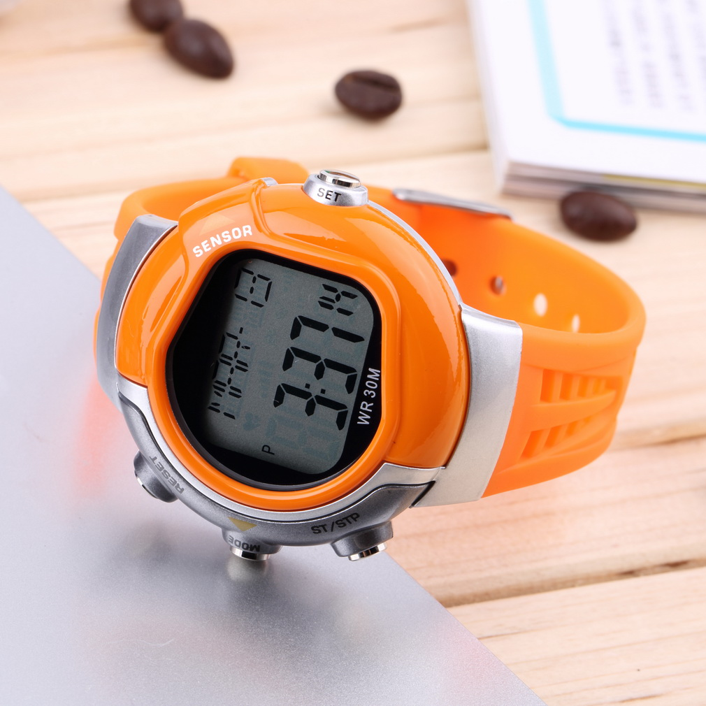 Pulse-Heart-Rate-Monitor-Calories-Counter-Fitness-Wrist-Watch-Waterproof-JK