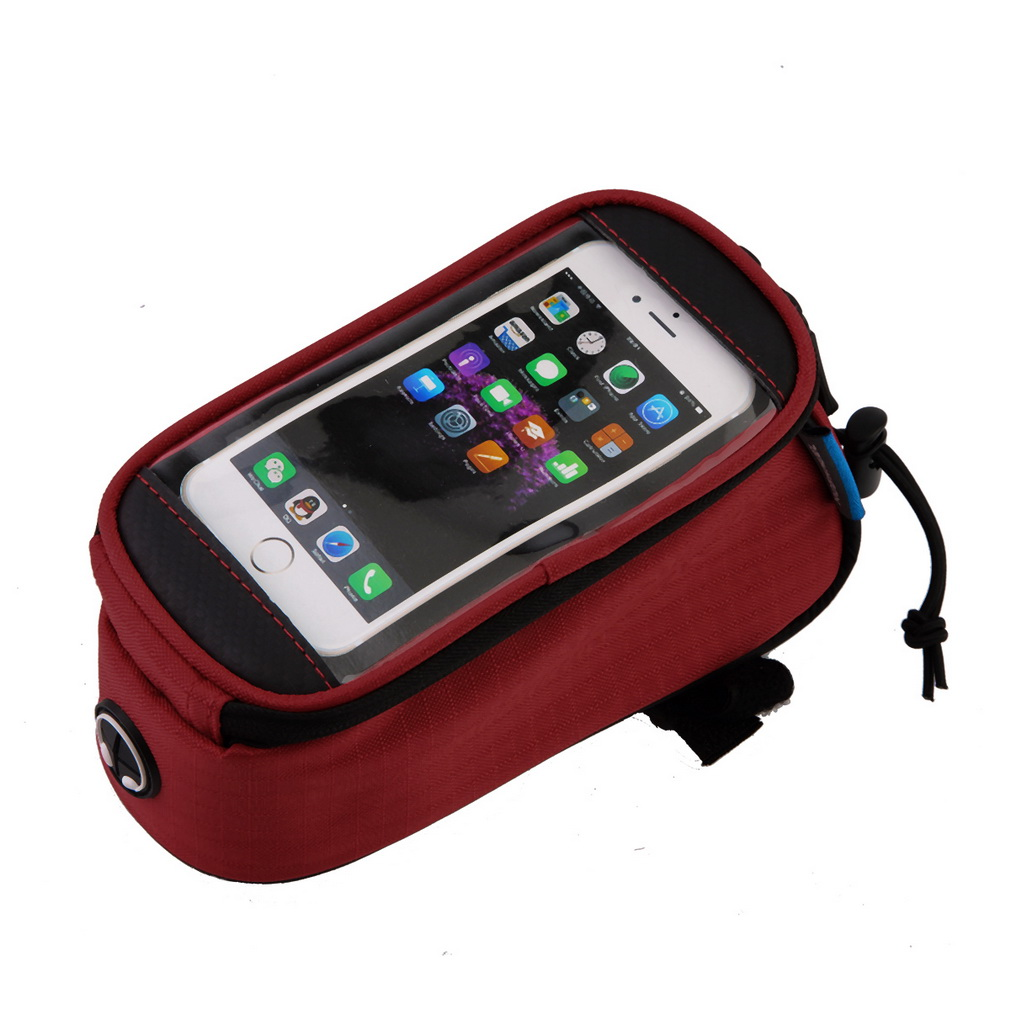 Case Design cycling mobile phone case : Cycling-Bike-Bicycle-Frame-Holder-Pannier-Mobile-Phone-Case-Bag-Pouch ...