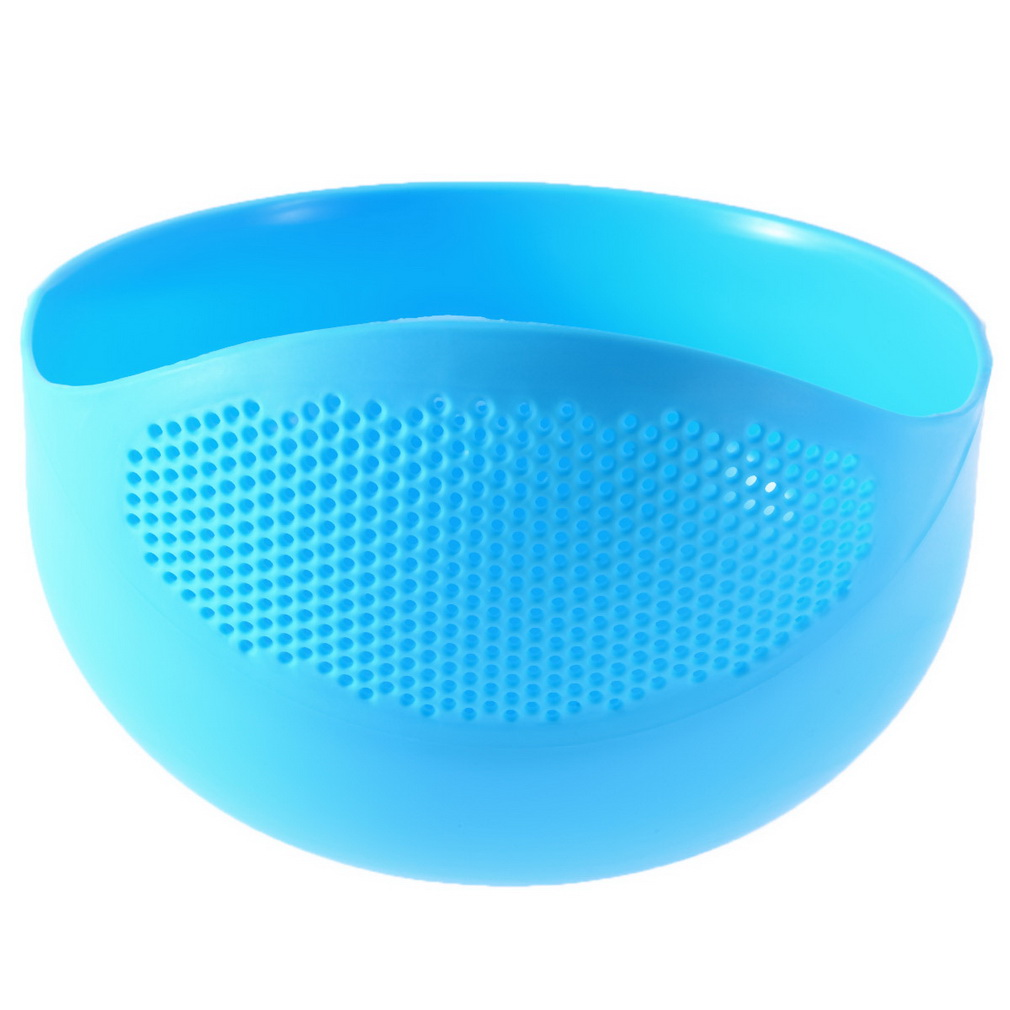 New Practical Plastic Rice Wash Colander Strainer Sieve