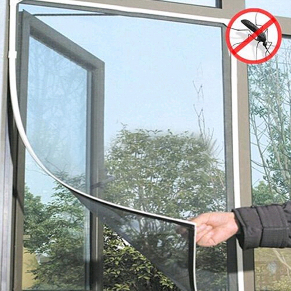 Hot selling insect fly bug mosquito door net netting mesh screen door window curtain net features 100 brand new and high quality the fly screen will allow fresh air in while keeping out flies wasps vtopaller Image collections