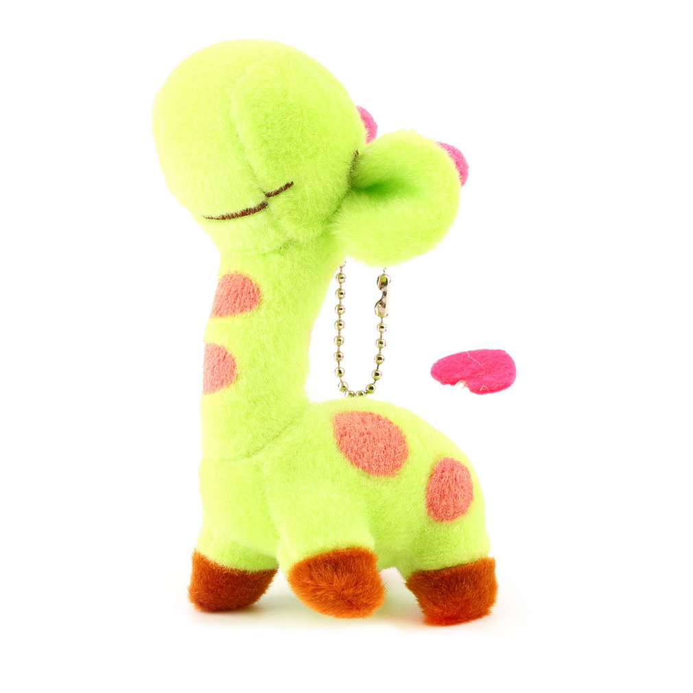 Plush Baby Toys : Lovely cute kids child giraffe gift soft plush toy baby