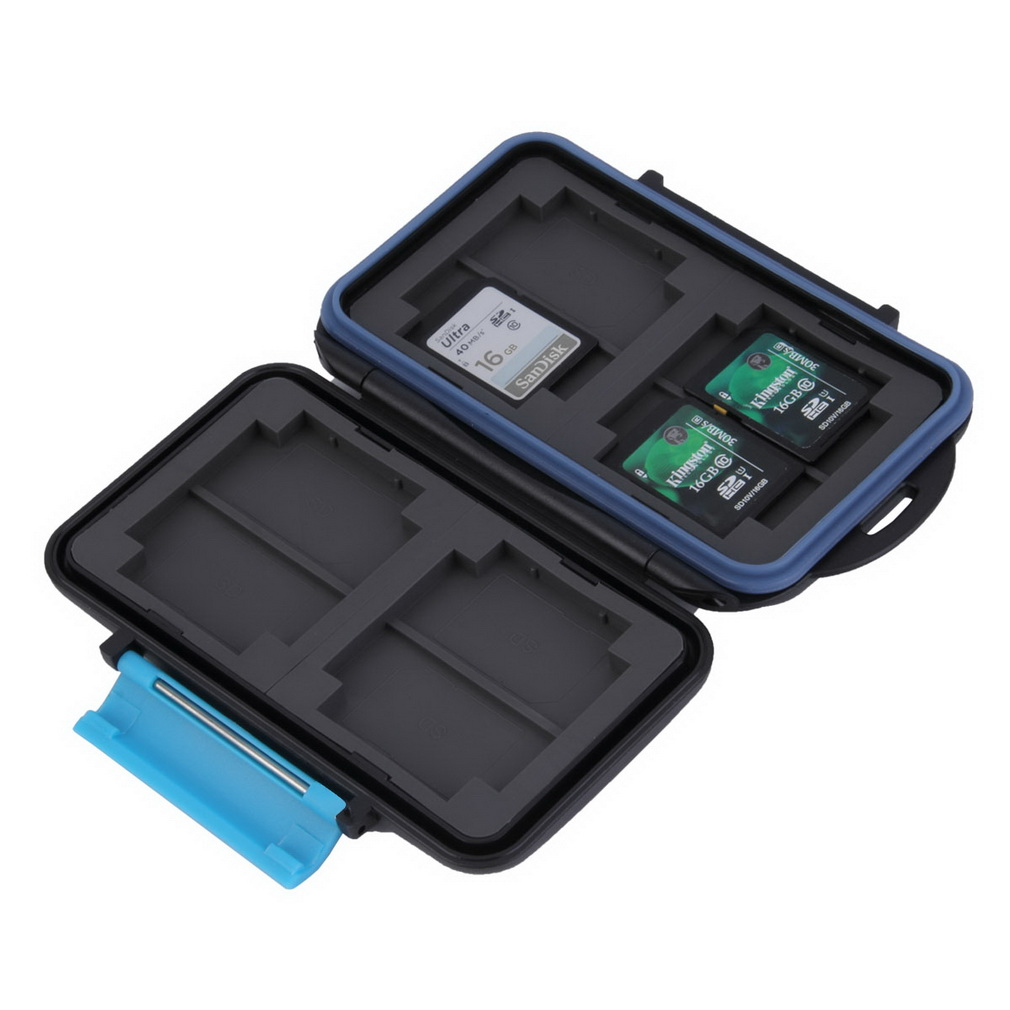 Memory Card Case Holder for 8 x Card (end 12/2/2018 5:19 PM)