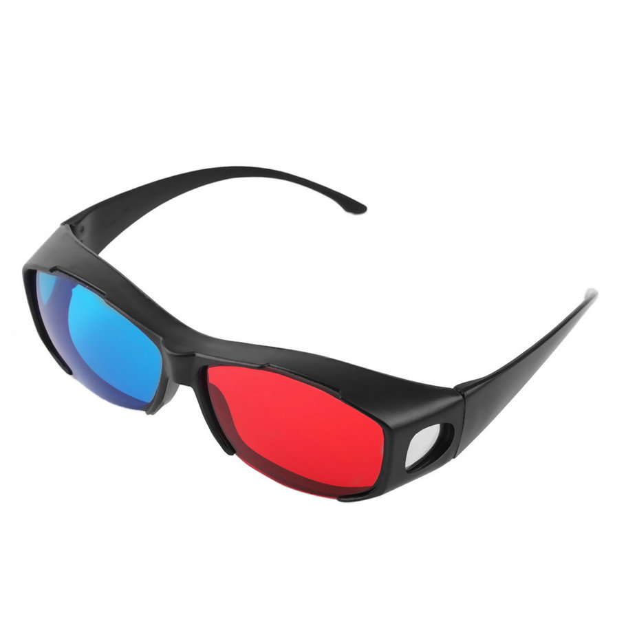 Universal Ype 3D Glasses/Red Blue Cyan 3D Glasses Anaglyph