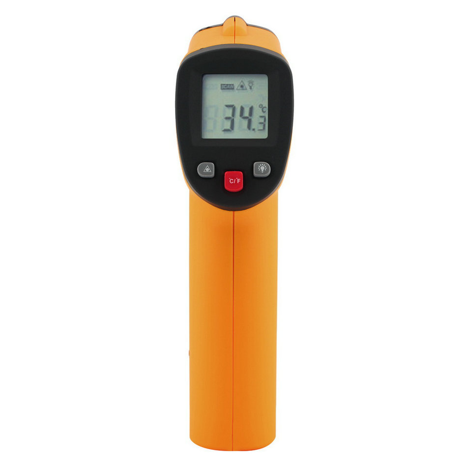 Non Contact Laser Point IR Infrared Thermometer