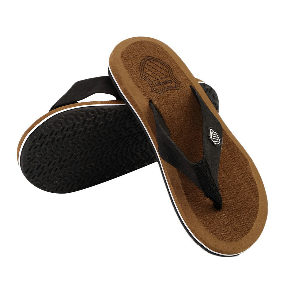 mens summer beach cool casual flip flops slippers outdoor. Black Bedroom Furniture Sets. Home Design Ideas