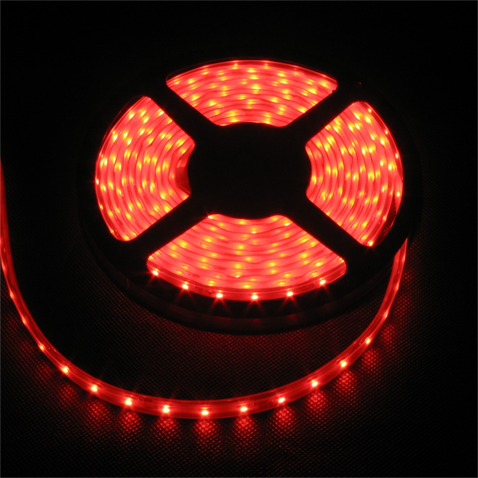 SMD 3528 RGB 300 LED 5 Meters Flexible Waterproof LED Tape ...