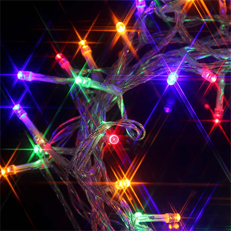 Led Party String Lights : 20m 200 LED Warm String Fairy Light Indoor Outdoor Garden Party Wedding Xmas KE eBay