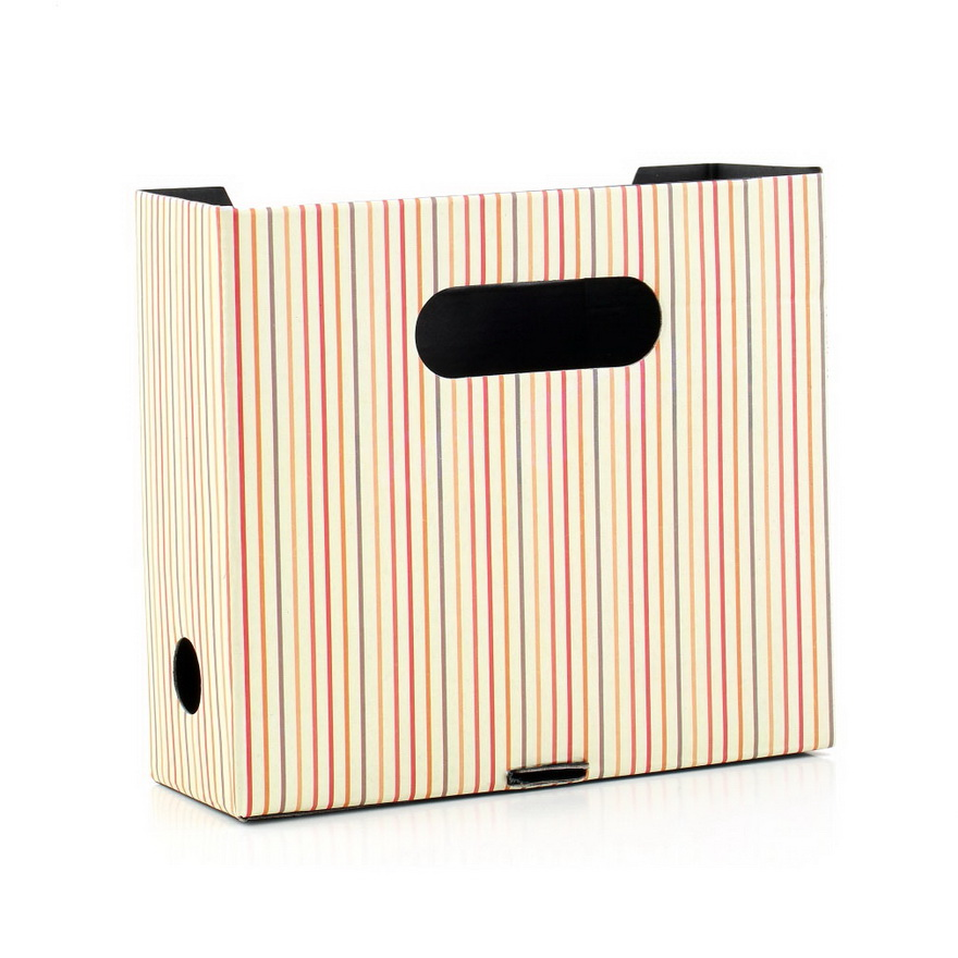 Cute makeup cosmetic stationery diy paper board storage - Paper organizer for desk ...