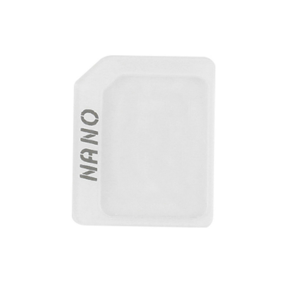 how to cut standard sim to micro sim