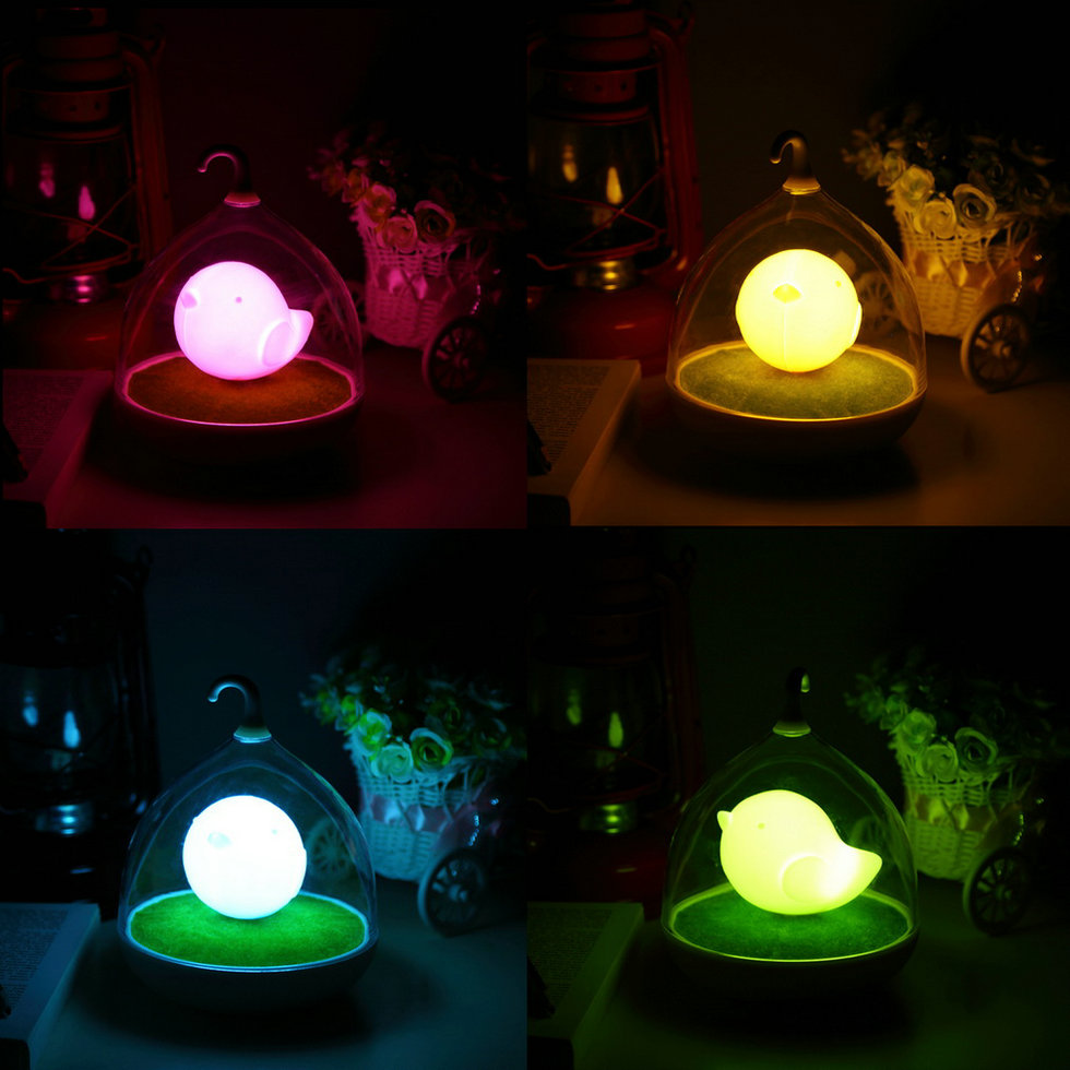 Night lights for bedroom - Home Led Night Lamp Kids Bedroom Table Lights