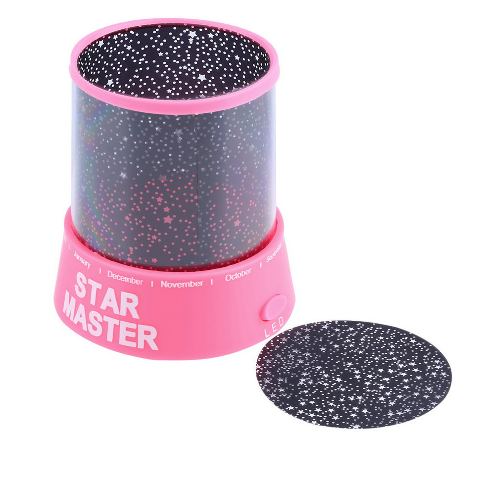 Star master projector lamp - This Led Night Lamp Can Bring You A Piece Of Starry Sky This Creates A Larger More Brilliant Light Show For Your Viewing Entertainment