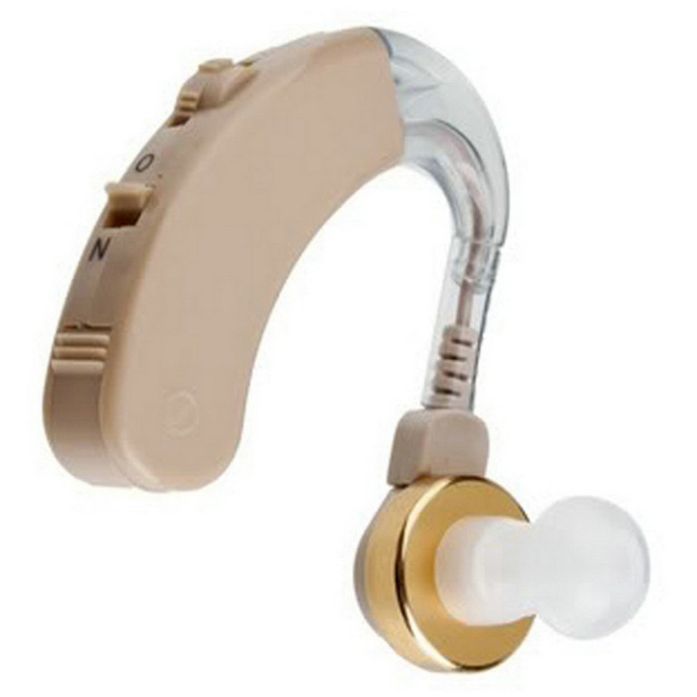 New Tone Hearing Aids Aid Behind The Ear Sound Amplifier ...