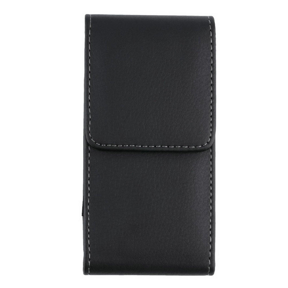 pu leather holster pouch phone cover belt clip for
