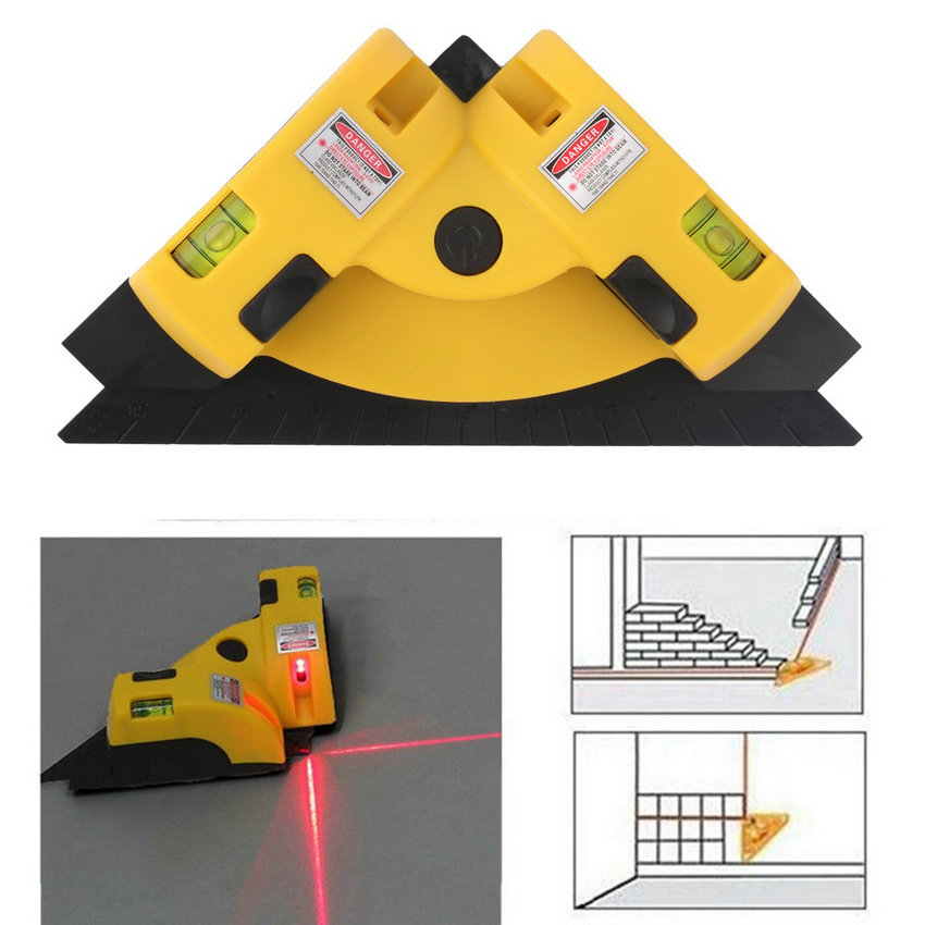 Vertical Horizontal Measurer Laser Line Projection Level ...