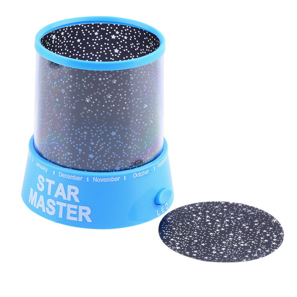 Star map projector lamp - Romantic Led Starry Night Sky Projector Lamp Kids