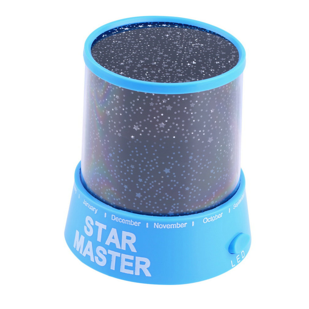 Star projector lamp ebay - Romantic Led Starry Night Sky Projector Lamp Kids