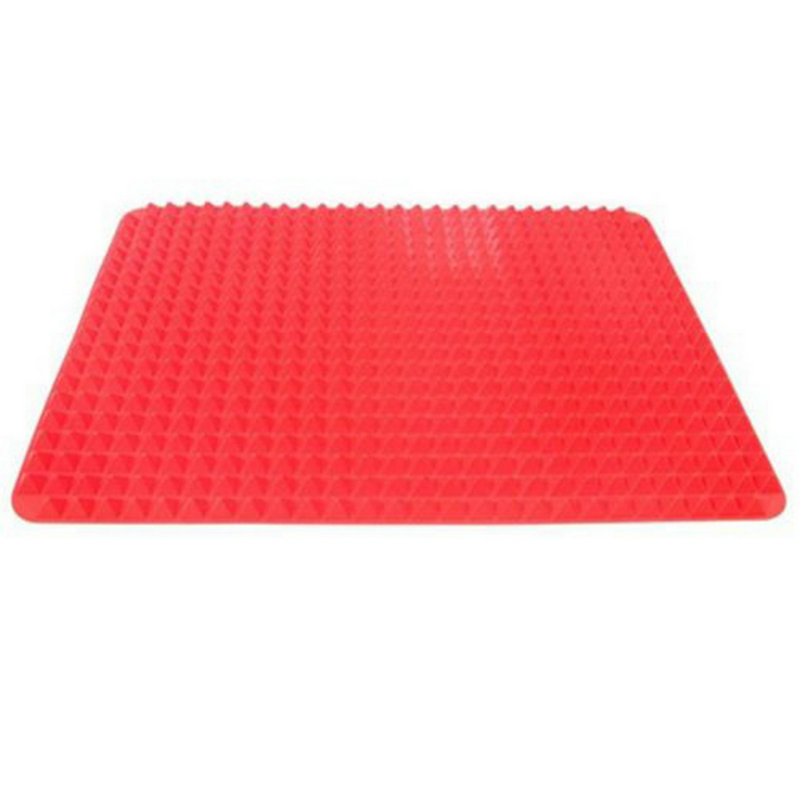 Non-stick Silicone Pyramid Pan Baking Mat Mould Cooking