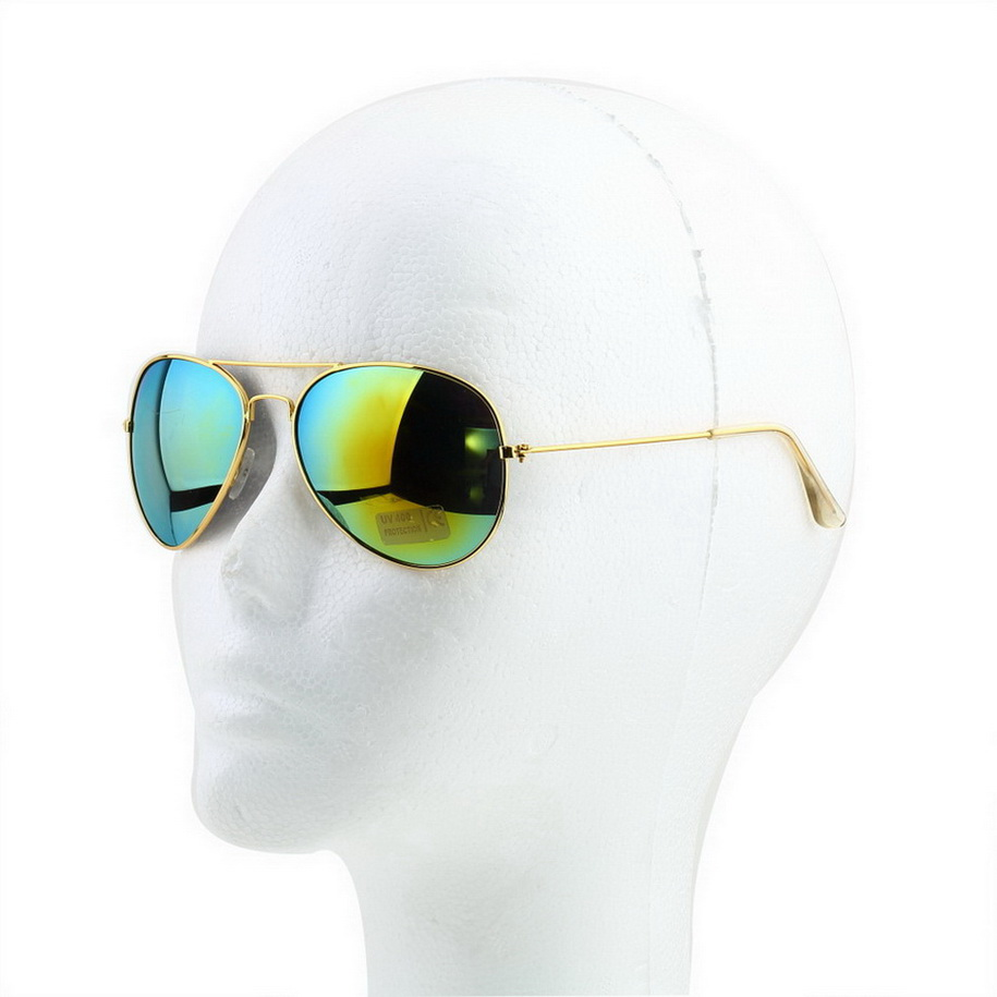 reflective aviator sunglasses  reflective mirror