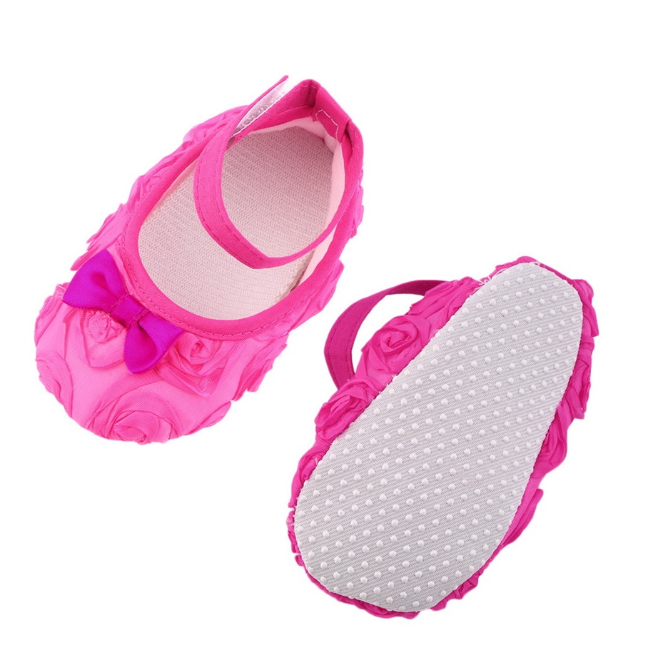 Infant Baby Girls Cute Princess Non Slip Lace Toddler