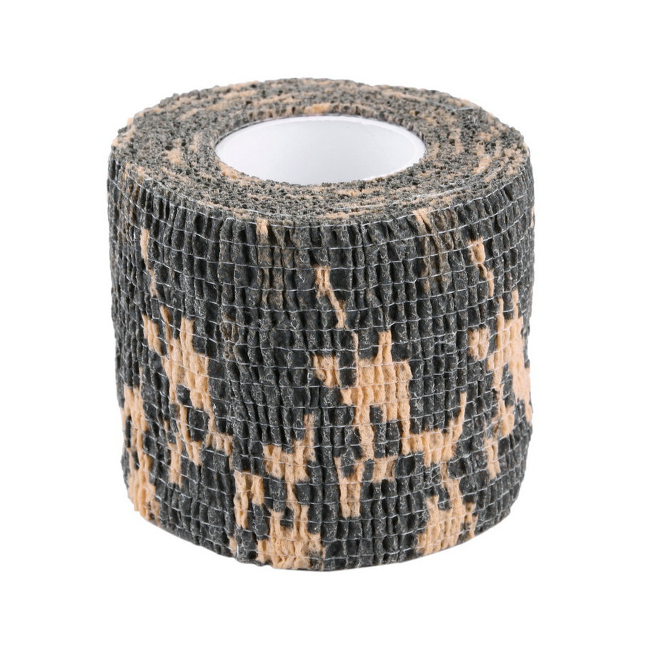 tape camo wrap camouflage waterproof elastic stealth outdoor camping hunt kn iy hunting
