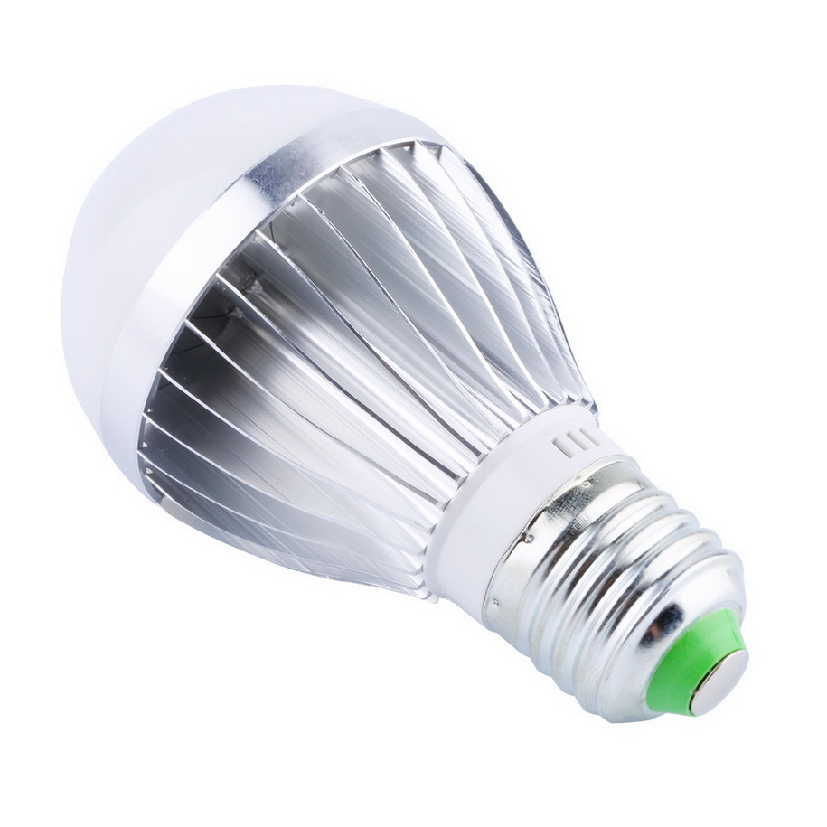 e27 3w 5w sound light sensor auto pir motion detection led light lamp bulb oe ebay. Black Bedroom Furniture Sets. Home Design Ideas