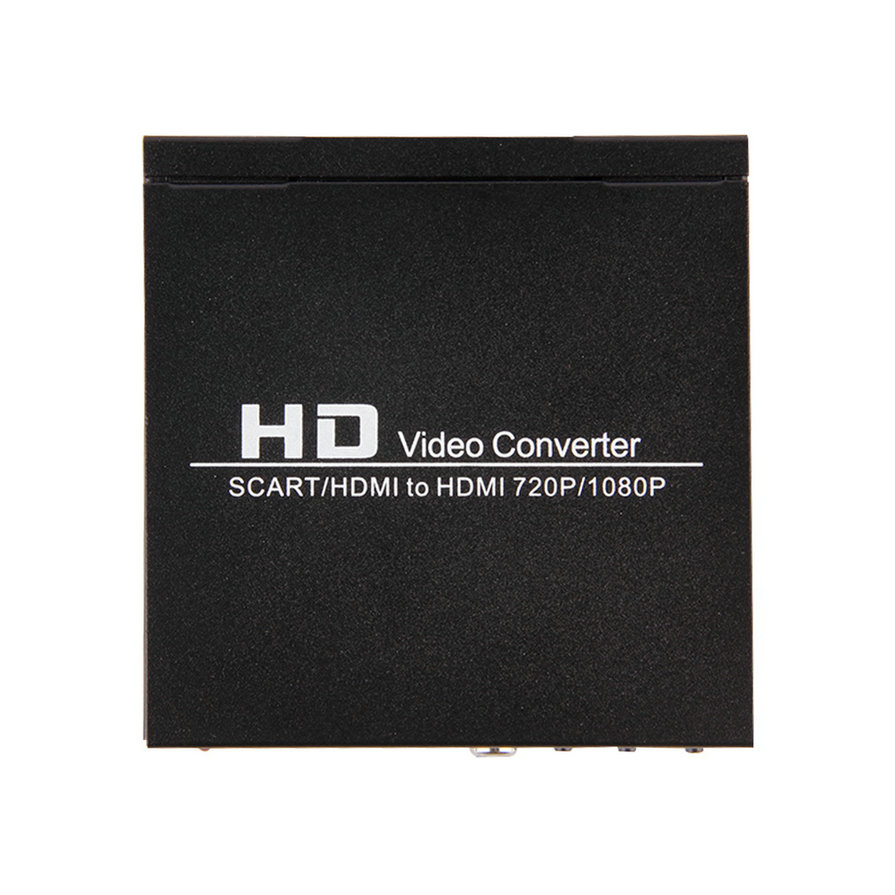 Scart-HDMI-to-HDMI-720P-1080P-HD-Video-Converter-Monitor-Box-For-HDTV-DVD-STB-Ga