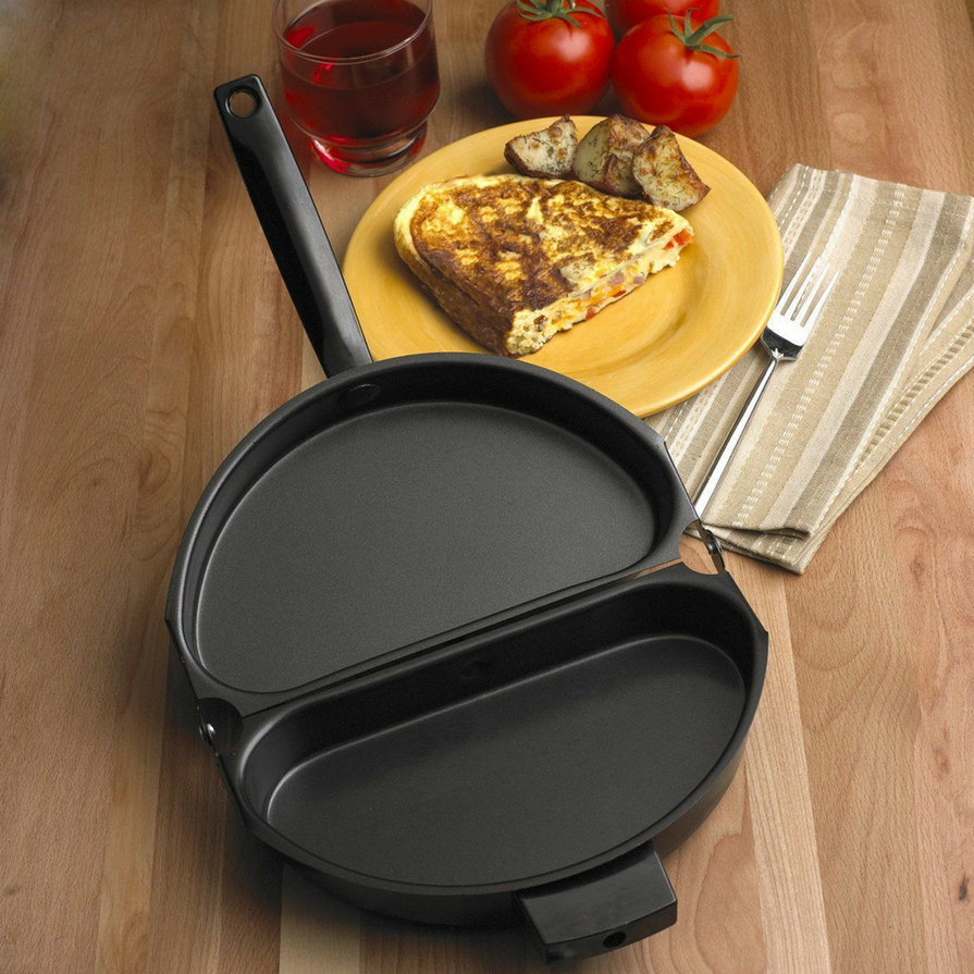 Nonstick Omelet Pan Chubby Pooh Tsum Ohstick Antigravity Sticker Egg Poacher Cookware Stove Top Family