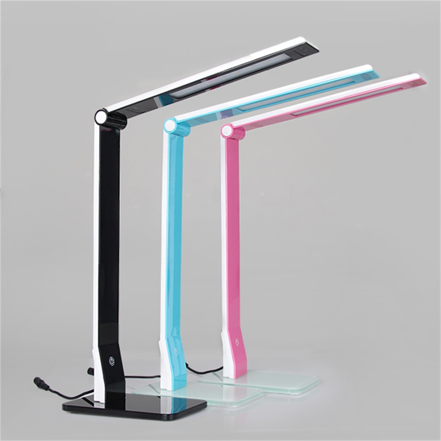 Desk Lamp Touch Switch : W led table light touch sensor switch desk lamp rotatable