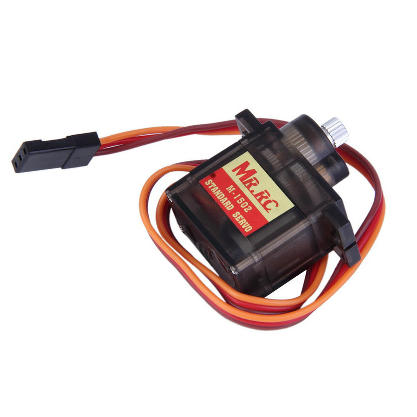 New 9g Digital Micro Servo Motor Metal Gear For Rc