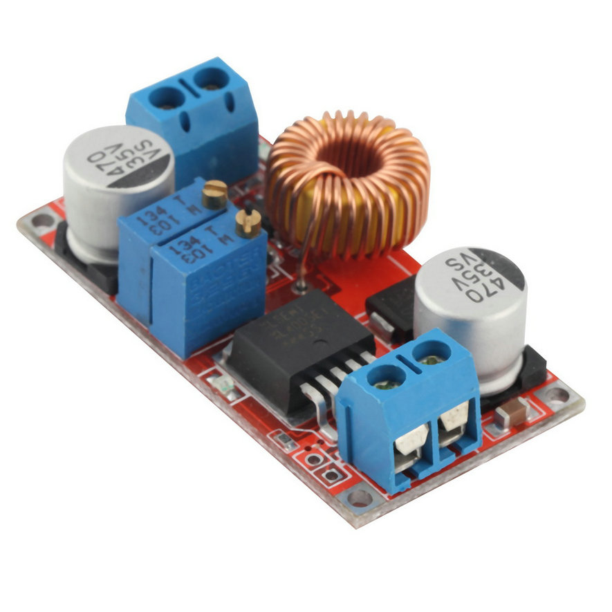 5a dc to dc cc cv lithium battery step down charging board