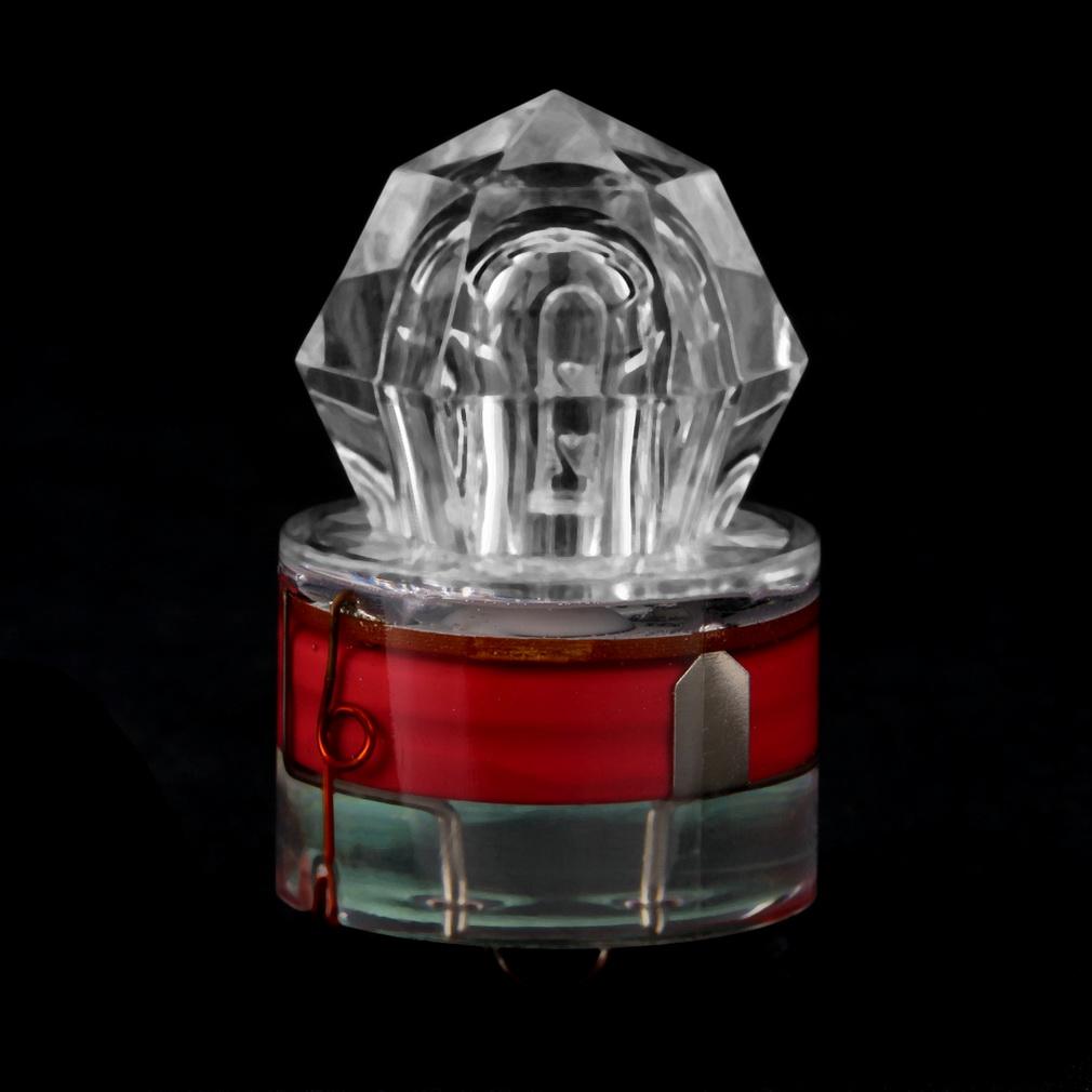 LED Diamond Shape Deep Sea Fishing Lamp LED Attracting fishing Light ...